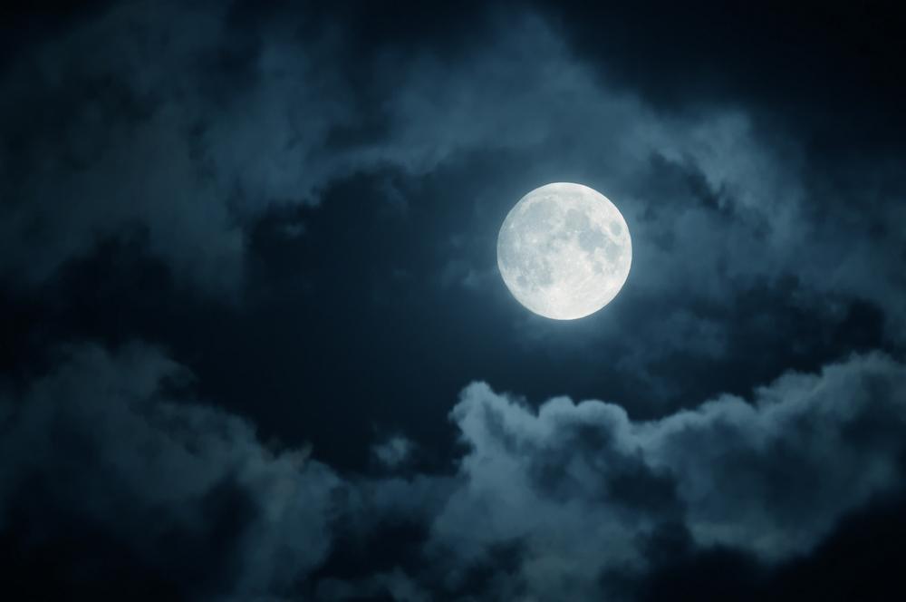 Ночь с ясной луной
