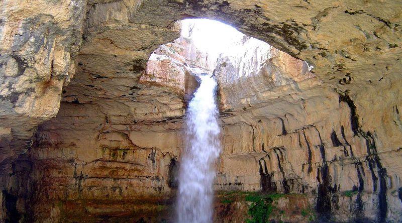 Водопад Баатара