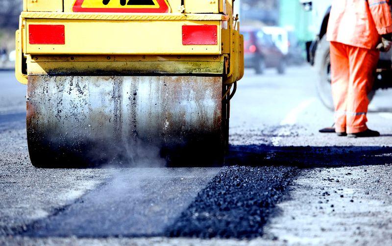Использование кубовидного щебня в строительстве дорог