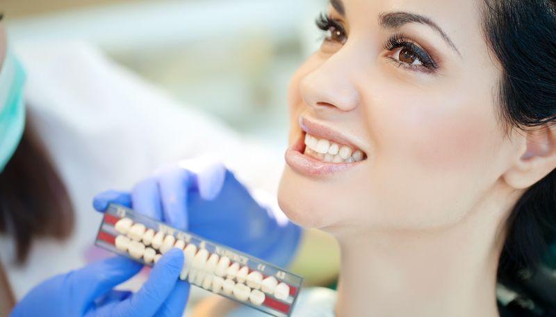 Современные импланты зубов
