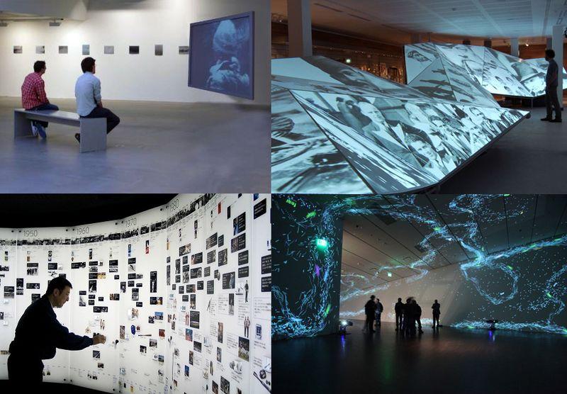 Мультимедиа в музеях
