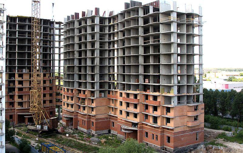 Монолитно-панельное строительство