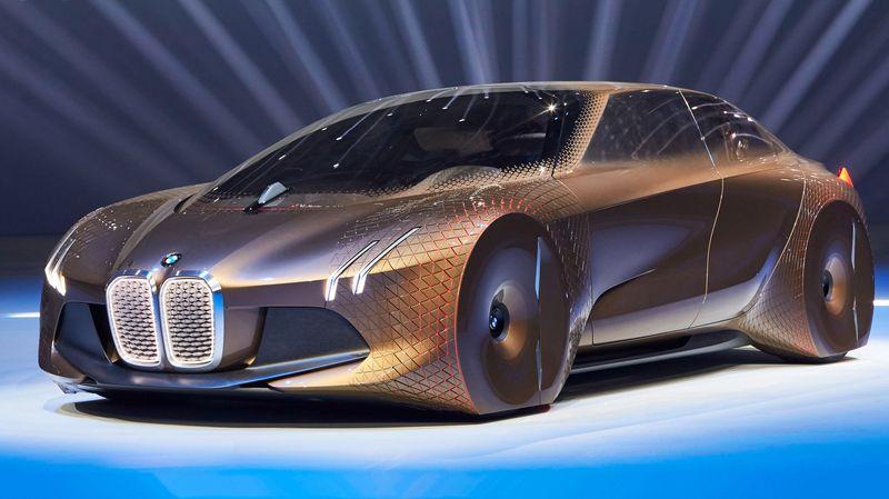BMW Vision Next100