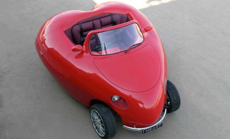 Автомобиль-сердце