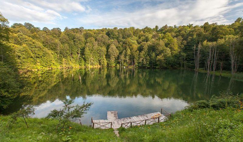 Голубые озера - Секретное