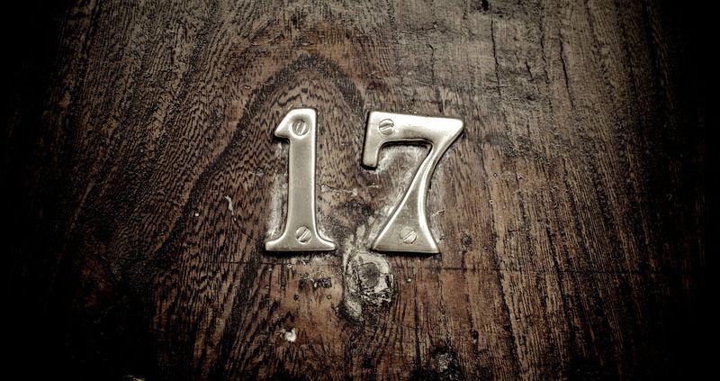 Число 17