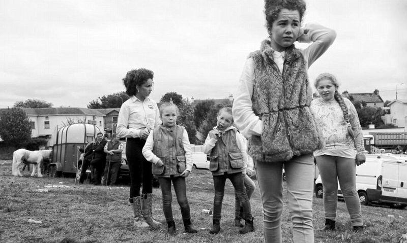 Дети ирландских цыган