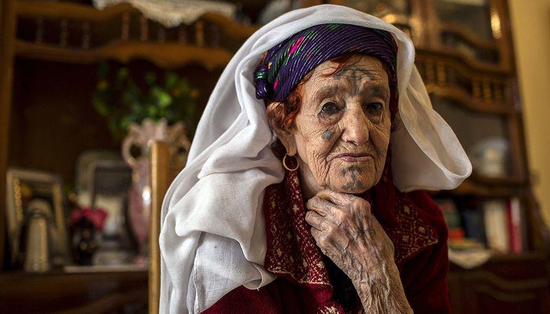 Берберская женщина