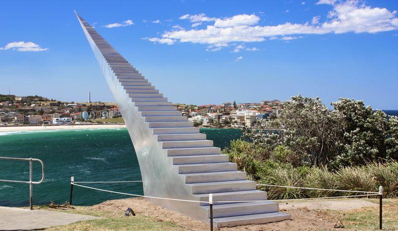 Лестница в небо в Сиднее