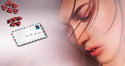 девушка мечтает про любовь