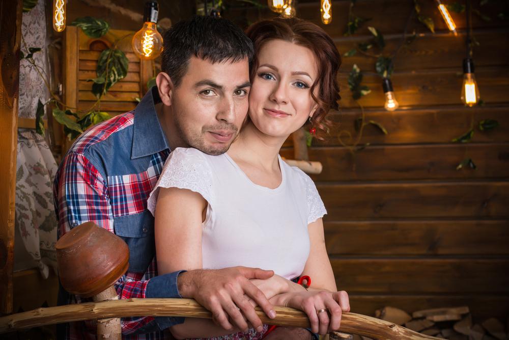 счастливая и мудрая пара