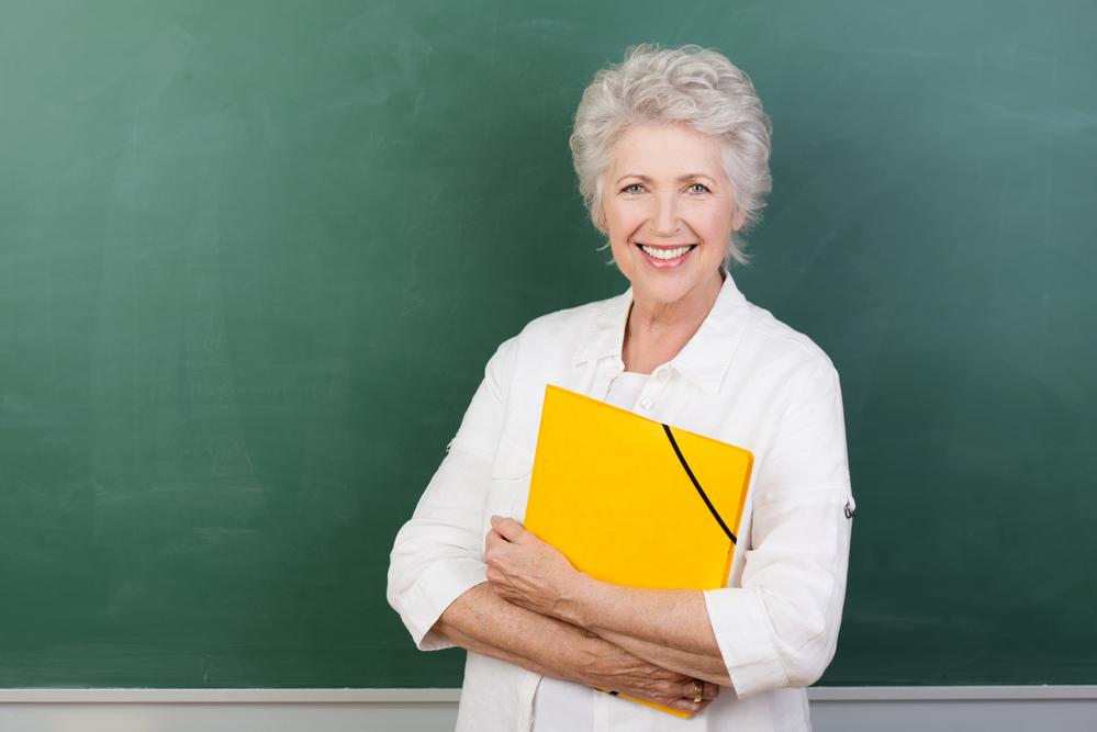 хорошая учительница