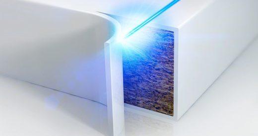 Лазерная обработка мебельных торцов