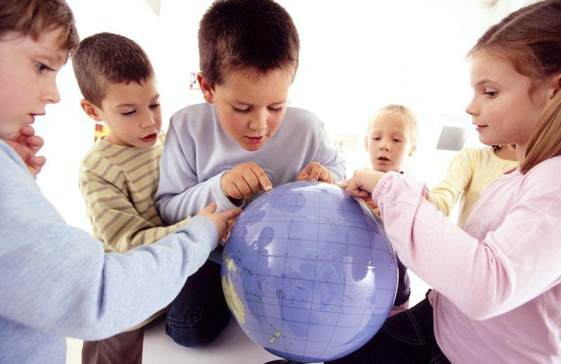 Урок - проект по географии