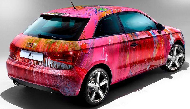 Новые технологии в покраске авто