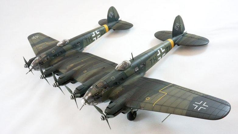 Heinkel 111 Zwilling