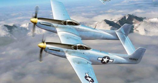 F-82 «Мустанг»