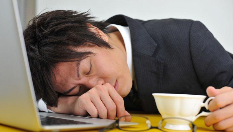 «Инэмури» - сон на рабочем месте в Японии