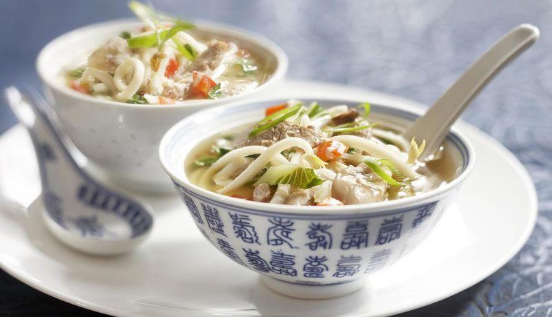 Японский суп «рамен»
