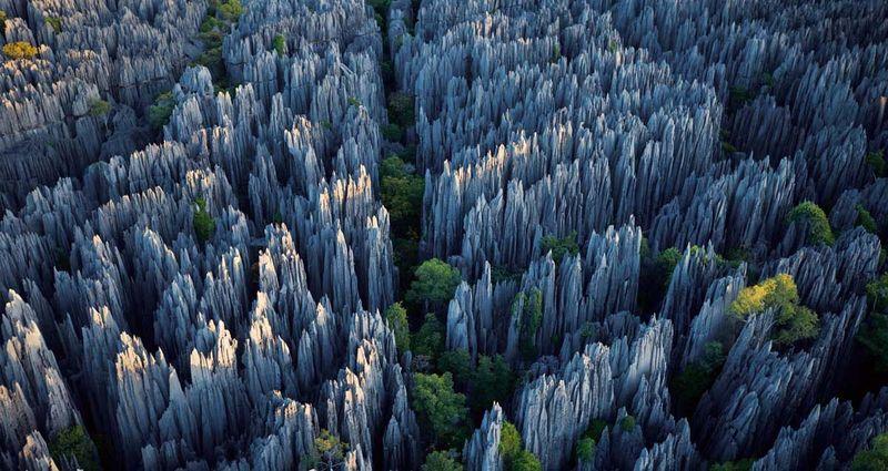 Национальный парк Шилинь