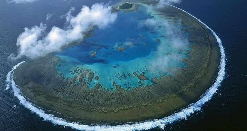 Остров Леди Масгрейв