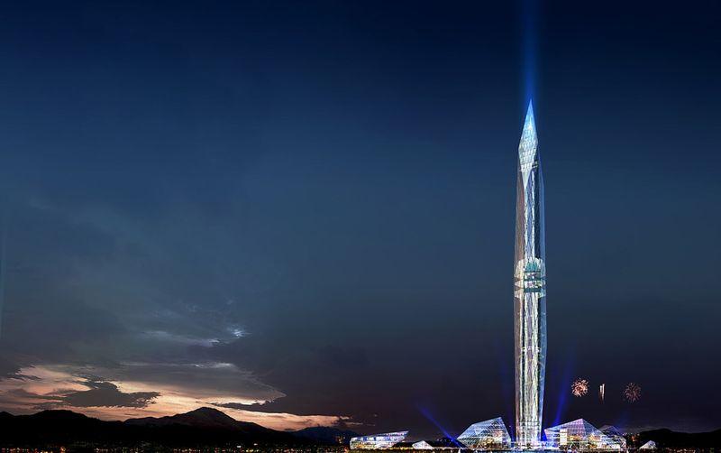 Башня Бесконечности