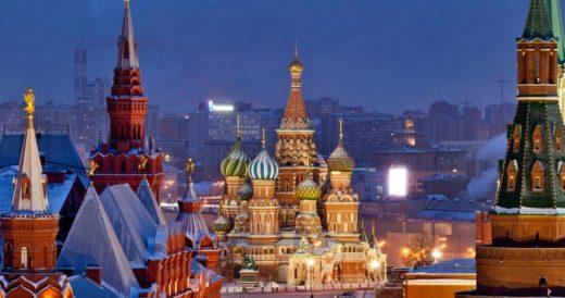 """Архитектурный ансамбль """"Московский кремль"""""""