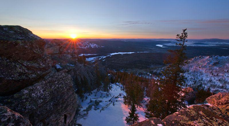 Уральские горы - самые старые горы в мире