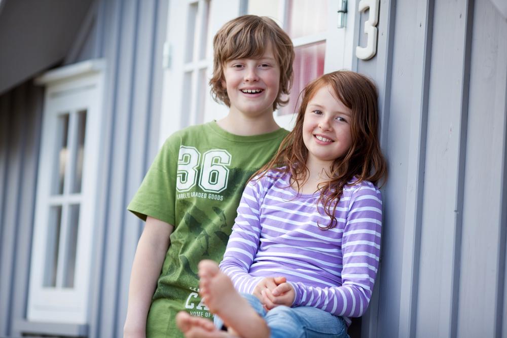 брат и сестра похожи друг на друга