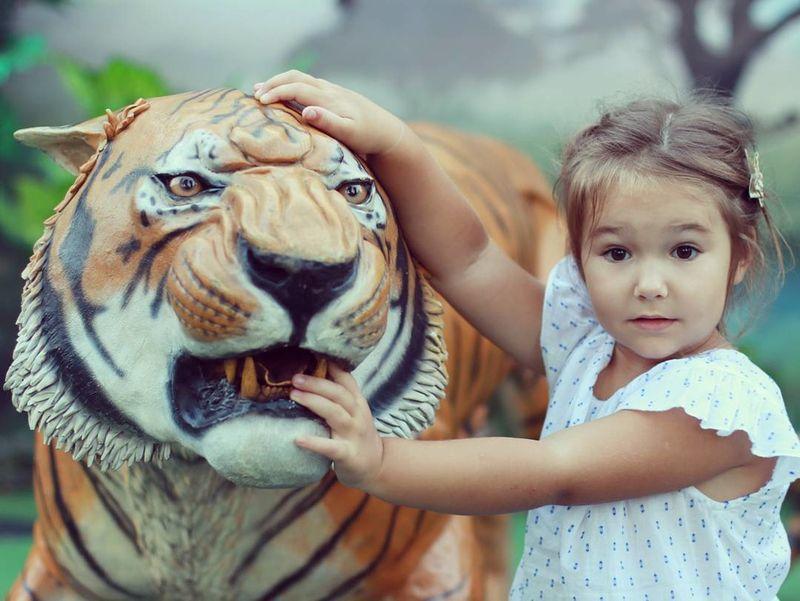 Девочка, знающая 7 языков