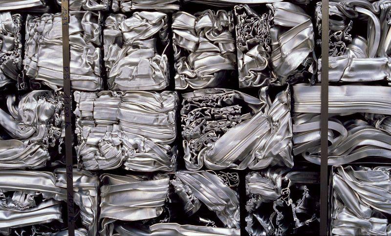 Вторичная переработка металла