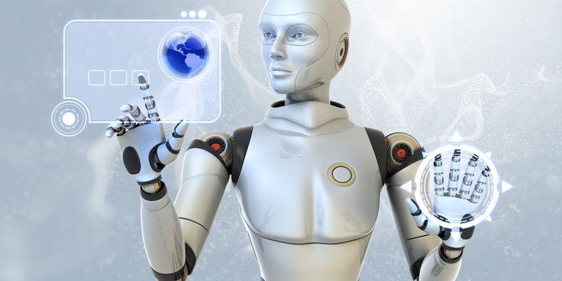 Роботы и дроны в торговле