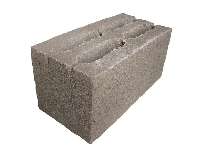 Блок из опилкобетона