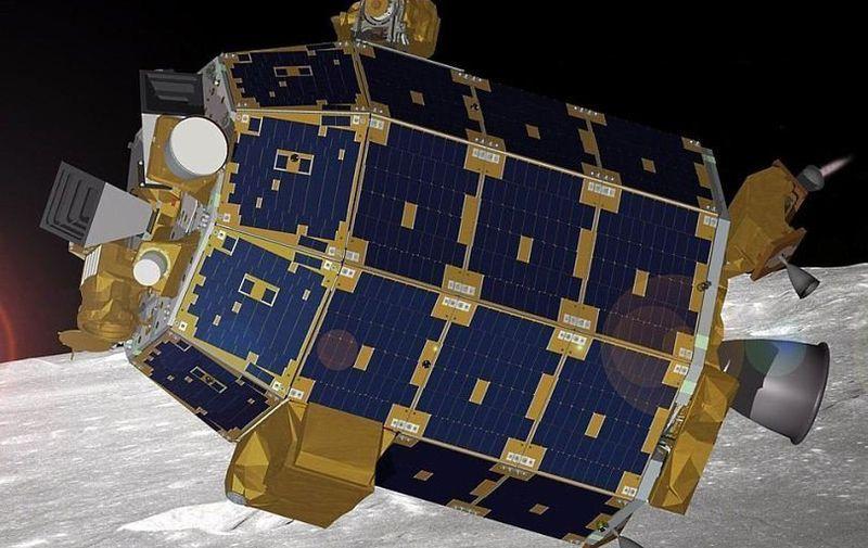 Система передачи данных LLCD на спутнике LADEE
