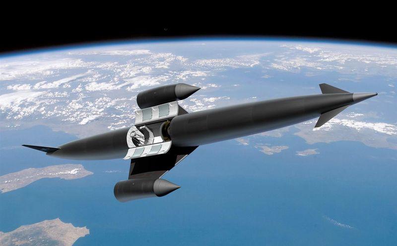 Космический самолет Skylon