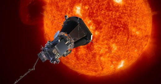 Солнечный зонд Parker Solar Probe