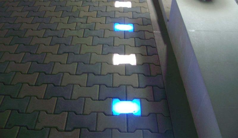 LED-плитка