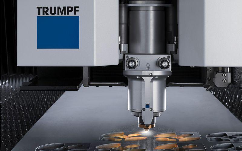 Hybrid laser welding