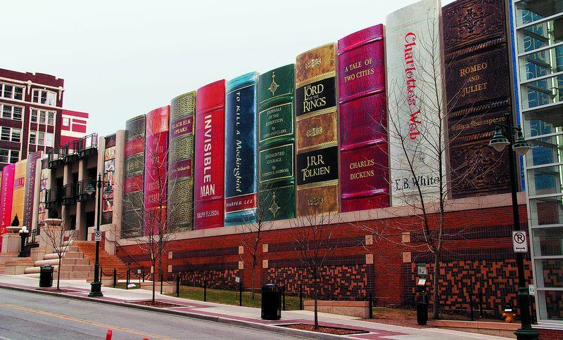 Публичная библиотека Канзаса