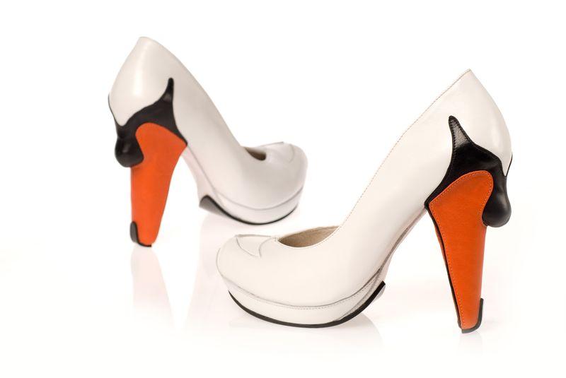 Туфли-лебеди