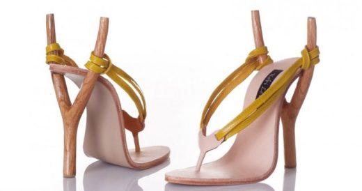 Туфли-рогатка