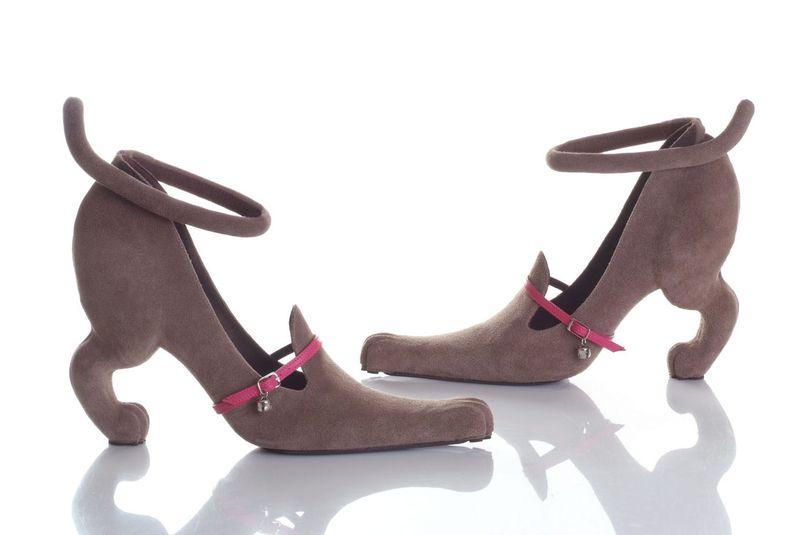 Туфли-собачки