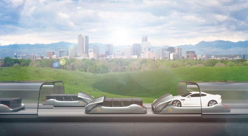 Магнитные треки для автомобилей Arrivo