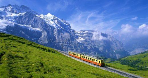 в Швейцарской провинции Берн