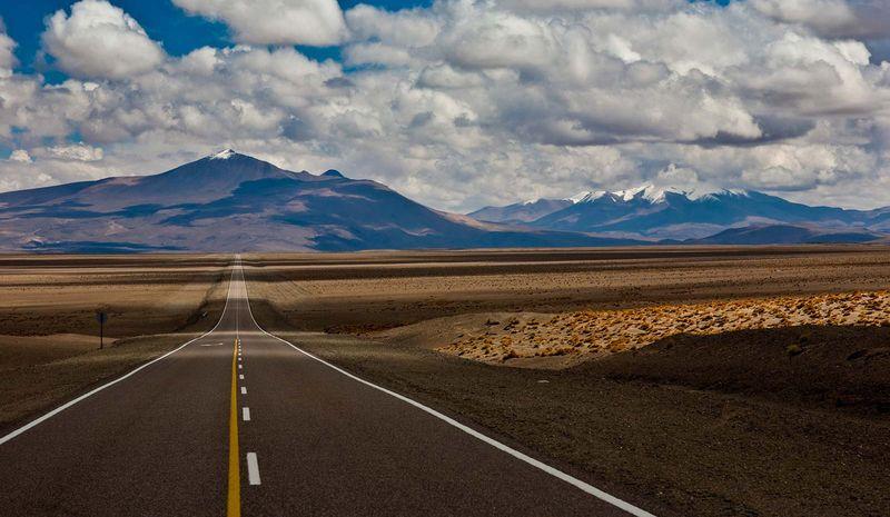 Шоссе 5 в Чили