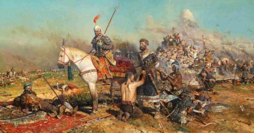 Жестокие казни во времена Чингисхана