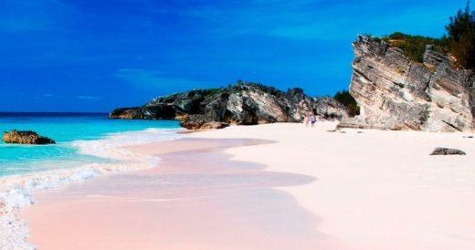 Pink Sands Beach (Багамы)