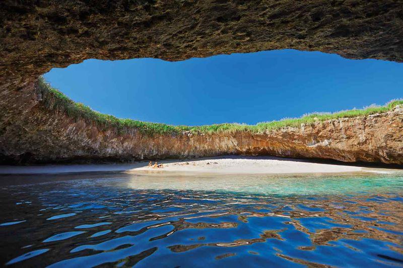 Hidden Beach (Мексика)