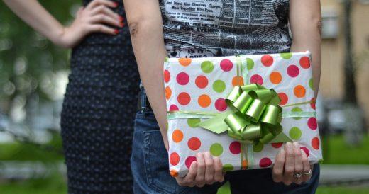 подарок на день рождения марине