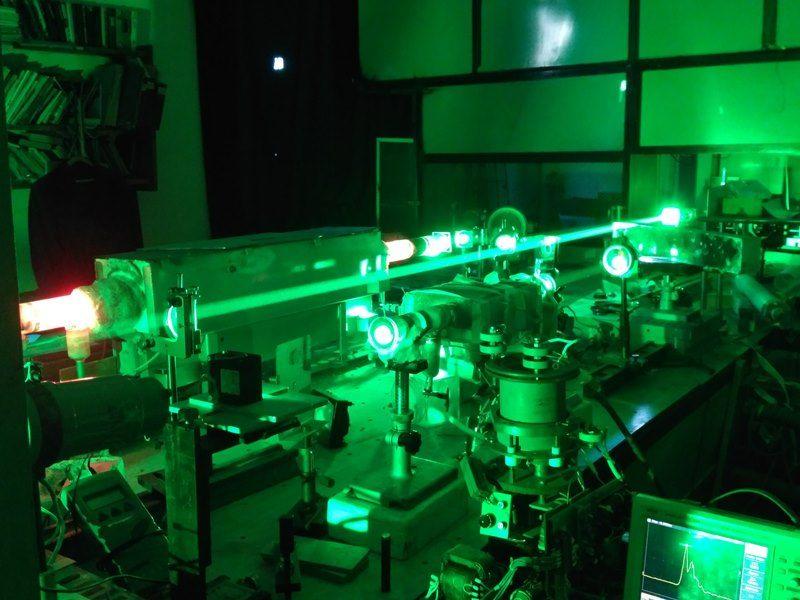 Новый медицинский лазер